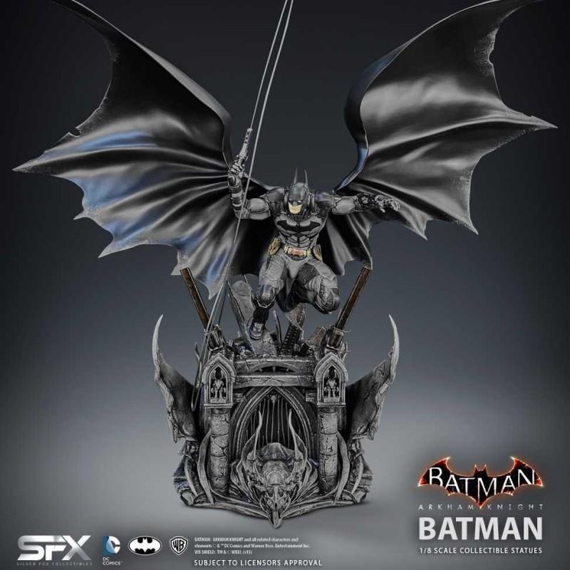 Batman - Batman Arkham Asylum - 1/8 Scale Statue