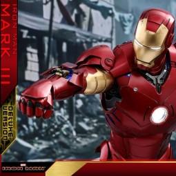 Iron Man Mark III Deluxe Version - Iron Man - 1/4 Scale Figur