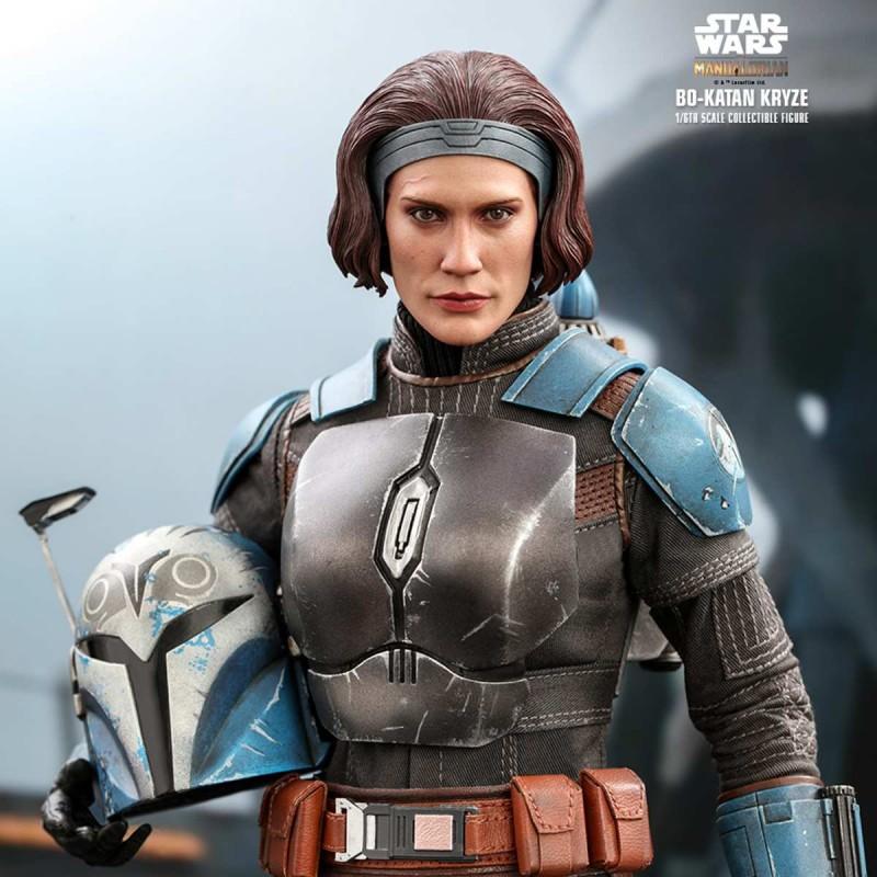 Bo-Katan Kryze - Star Wars The Mandalorian - 1/6 Scale Figur
