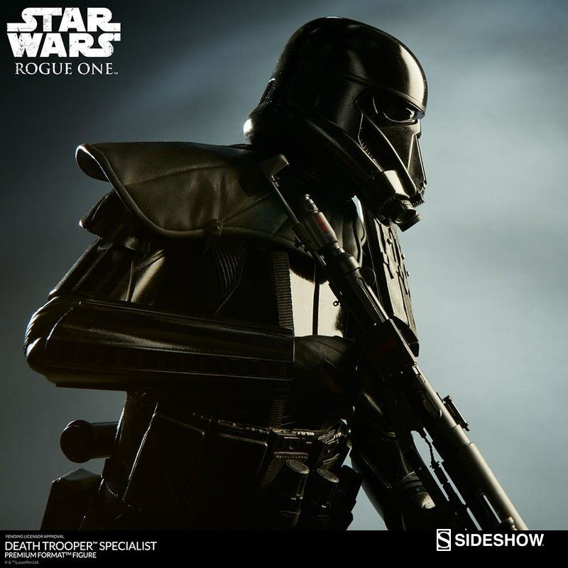 Death Trooper Specialist - Star Wars - Premium Format Statue