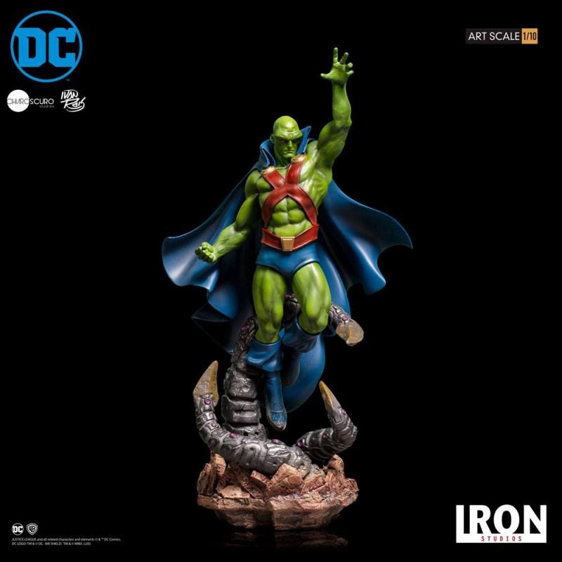 Martian Manhunter by Ivan Reis - DC Comics - 1/10 Art Scale Statue