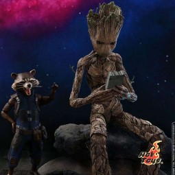 Groot & Rocket - Avengers Infinity War - 1/6 Scale Figuren Set