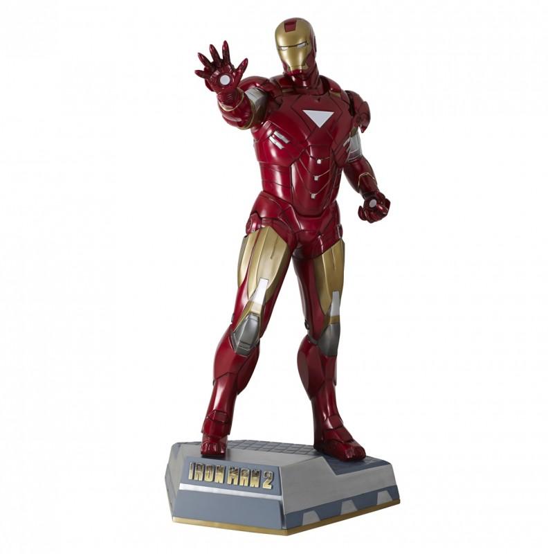 Ironman - Iron Man 2 - Life-Size Statue