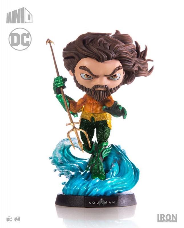 Aquaman - DC Comics - Mini Co. Deluxe PVC Figur