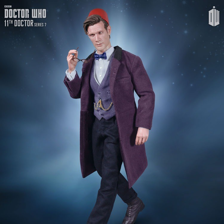 11th Doctor - Series 7 - 1/6 Scale Figur
