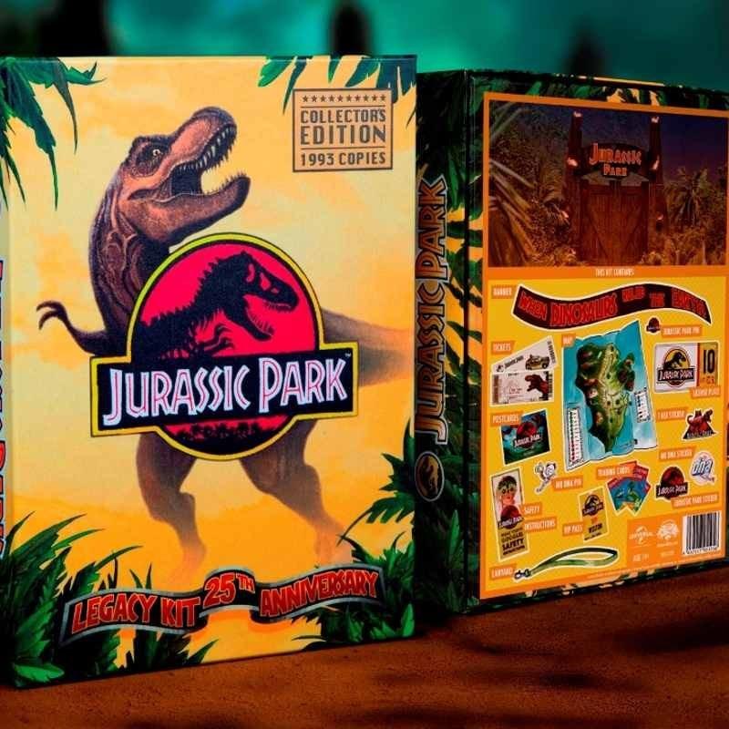 Legacy Kit - Jurassic Park