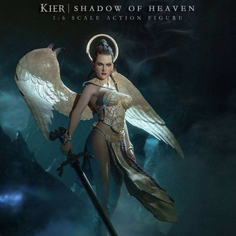 Kier Shadow of Heaven - Court of the Dead - 1/6 Scale Actionfigur