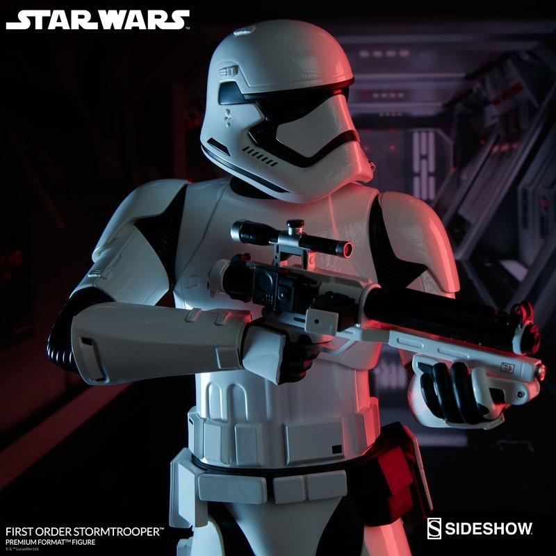 First Order Stormtrooper - Star Wars - Premium Format Statue