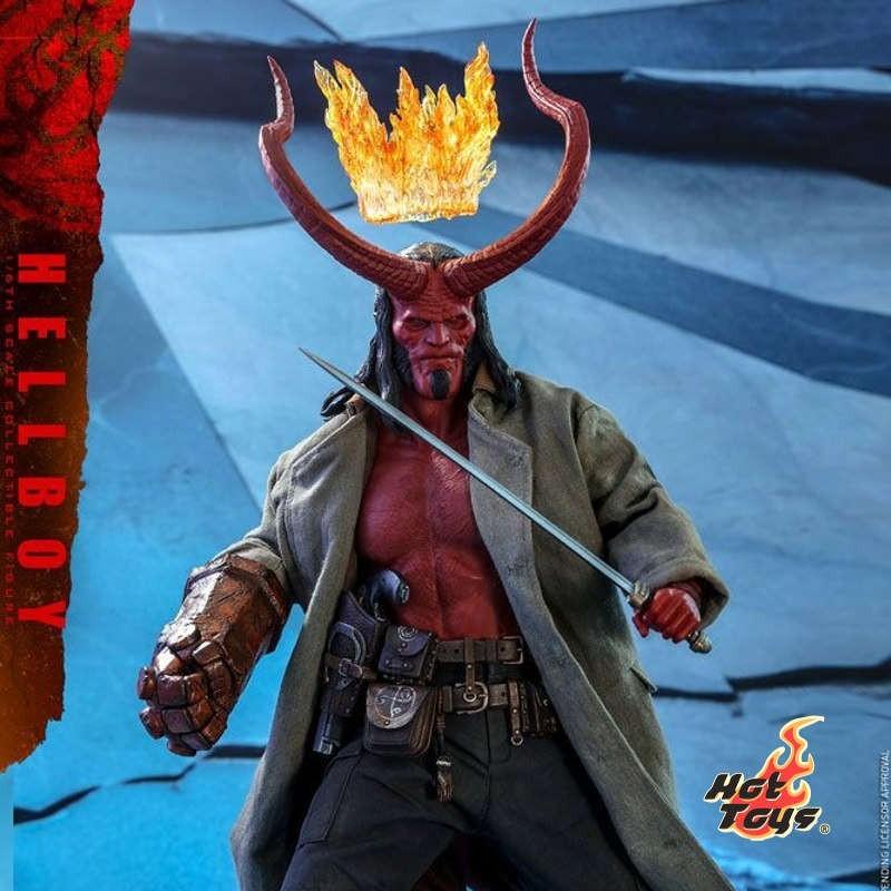 Hellboy - Hellboy - 1/6 Scale Figur