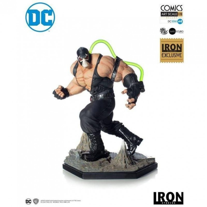 Bane CCXP 2019 Exclusive - Marvel Comics - Art 1/10 Scale Statue