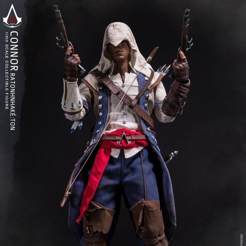 Connor - Aaaassin's Creed III - 1/6 Scale Figur