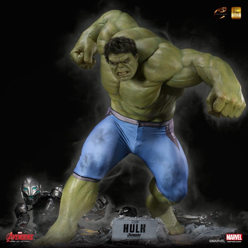 Hulk - Avengers Age of Ultron - Maquette