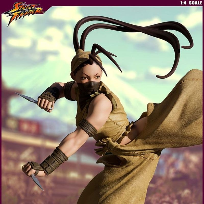 Ibuki Retail Version - Street Fighter - 1/4 Scale Statue