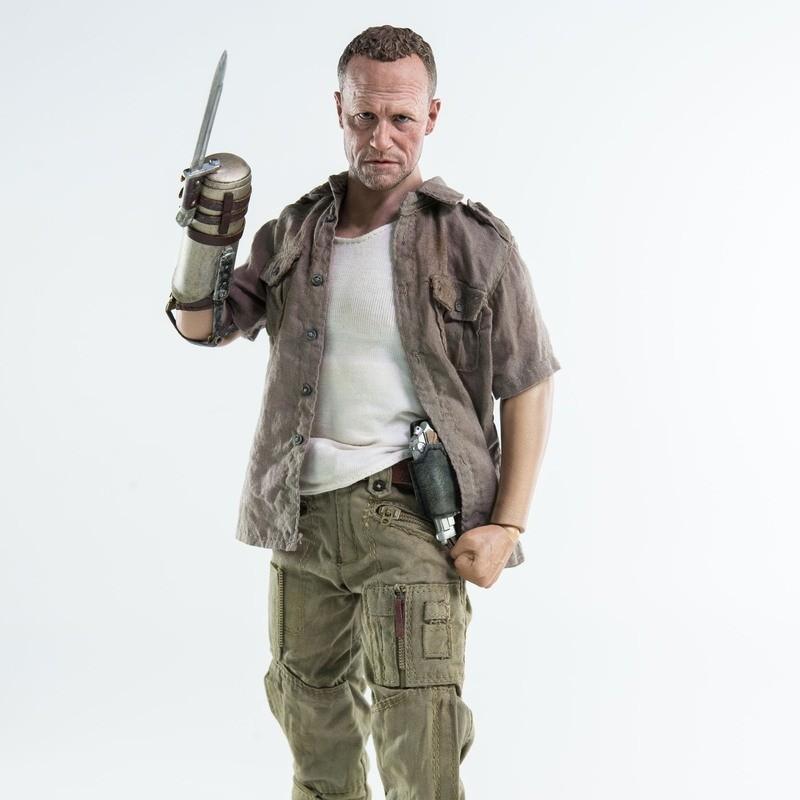 Merle Dixon - The Walking Dead - 1/6 Scale Figur