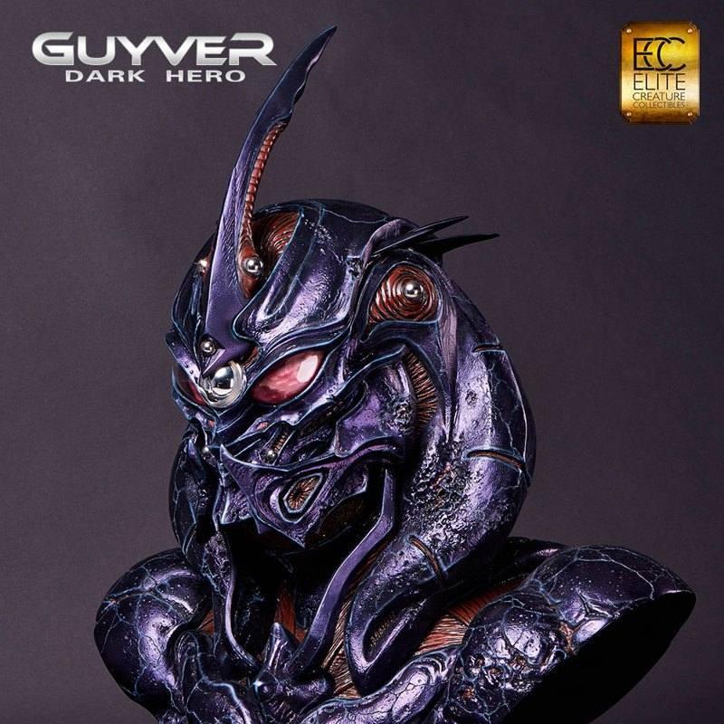 Guyver Zoanoid - Dark Hero - Life Size Büste