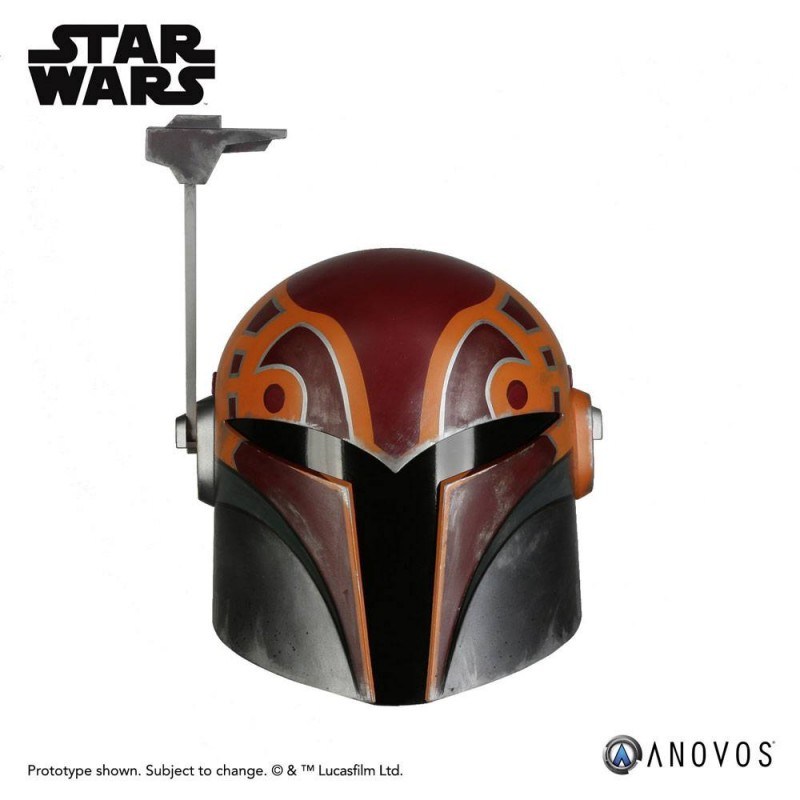 Sabine Wren Helm Accessory Version - Star Wars Rebels - 1/1 Replik
