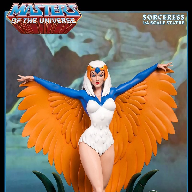 Sorceress - Master of the Universe - 1/4 Scale Statue