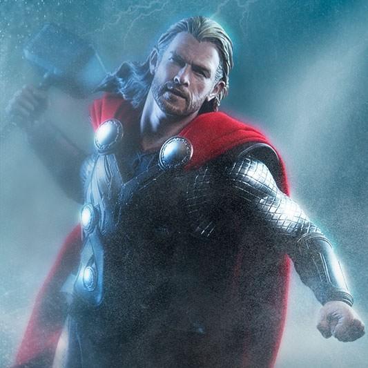 Thor - The Dark World - Premium Format Statue