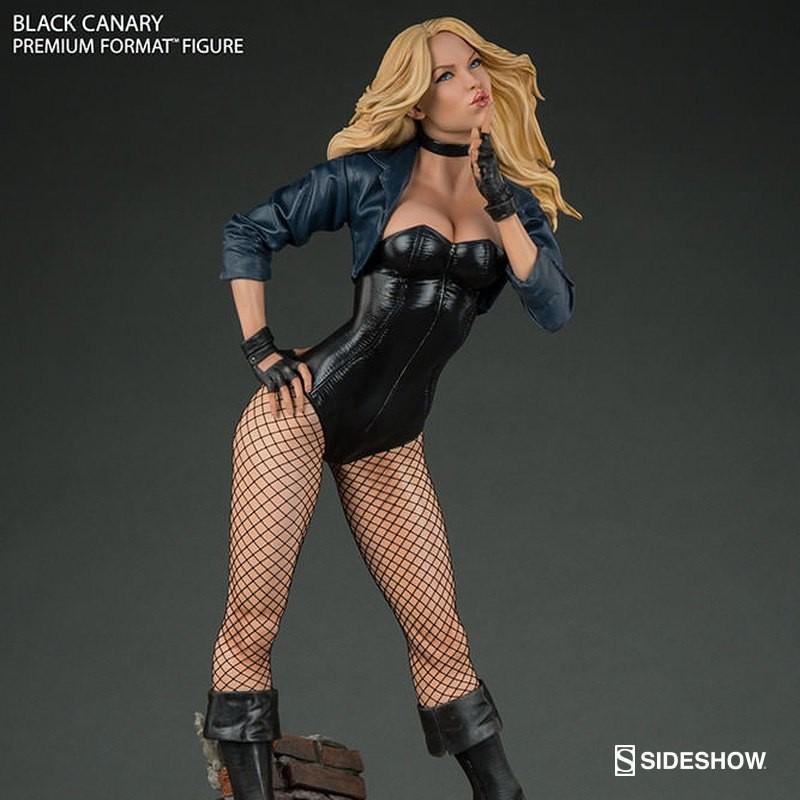Black Canary - DC Comics - Premium Format Statue