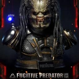 Fugitive Predator - Predator 2018 - Life-Size Büste
