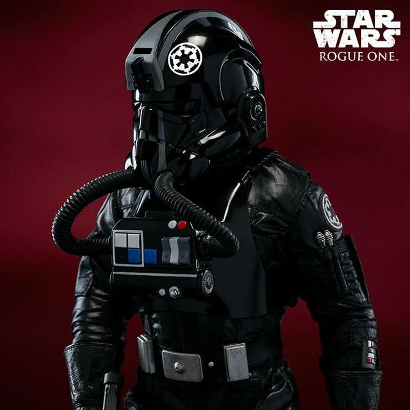 TIE Pilot - Star Wars - 1/6 Scale Figur