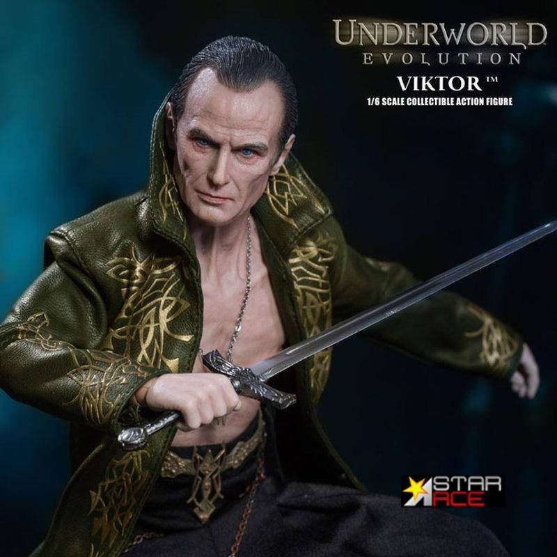 Viktor - Underworld Evolution - 1/6 Scale Actionfigur