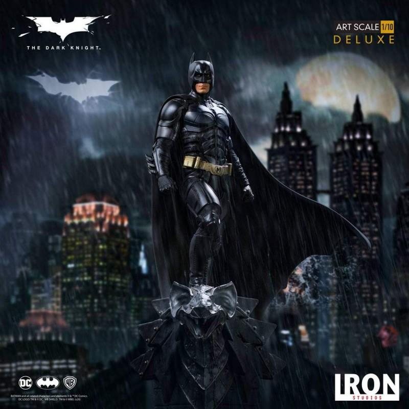 Batman - The Dark Knight - 1/10 Deluxe Art Scale Statue