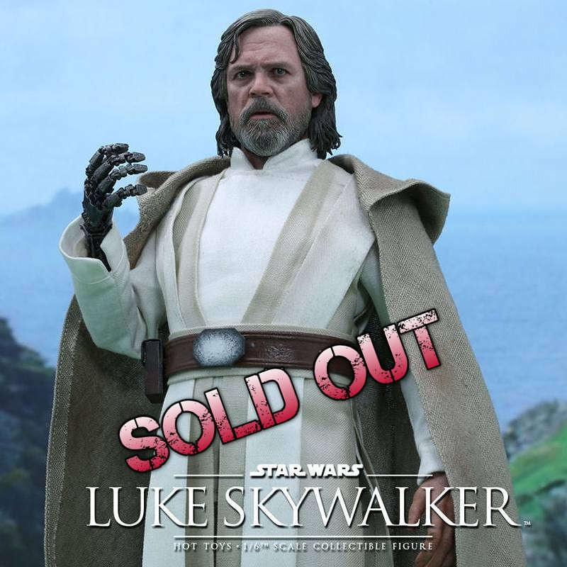 Luke Skywalker - Star Wars Episode VII - 1/6 Scale Figur