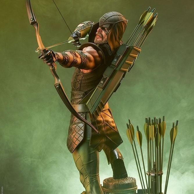 Green Arrow - DC Comics - Premium Format Statue