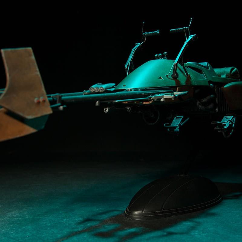 Speeder Bike - Star Wars - Sixth Scale Fahrzeug