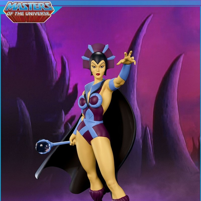 Evil Lyn - Master of the Universe - 1/4 Scale Statue