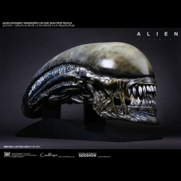 Xenomorph - Alien: Covenant - Life-Size Head