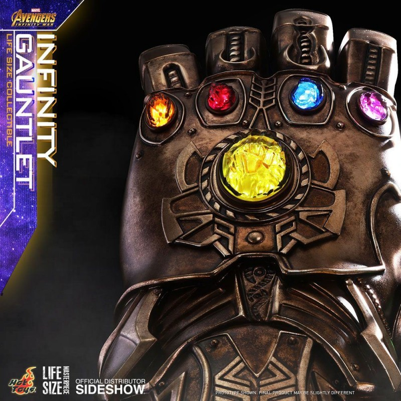 Infinity Gauntlet - Avengers Infinity War - Life-Size Replik