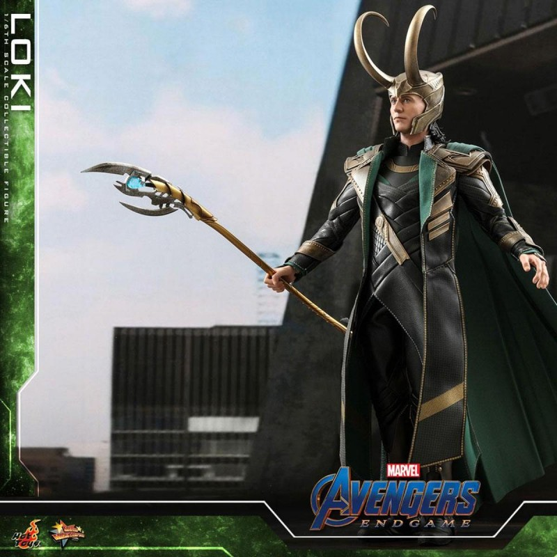 Loki - Avengers: Endgame - 1/6 Scale Figur