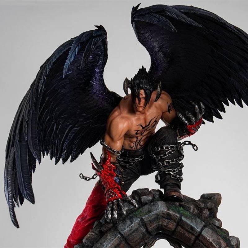 Devil Jin - Tekken - 1/4 Scale Statue