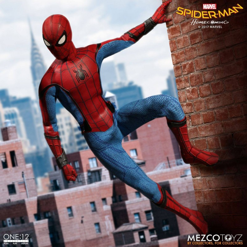 Spider-Man - Spider-Man Homecoming - 1/12 Scale Figur