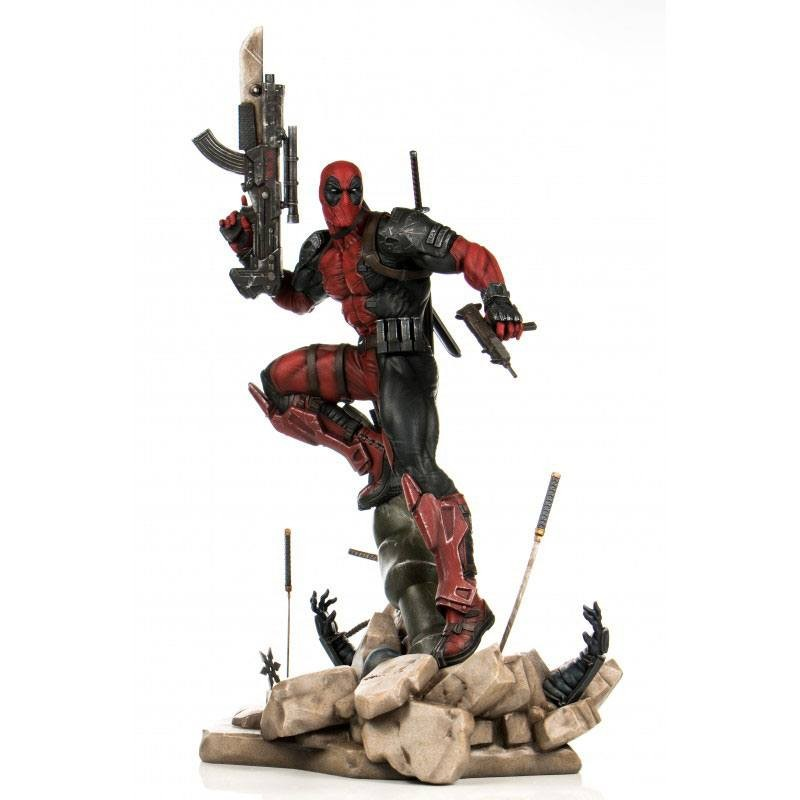 Deadpool by Erick Sosa - Marvel Comics - 1/6 Statue