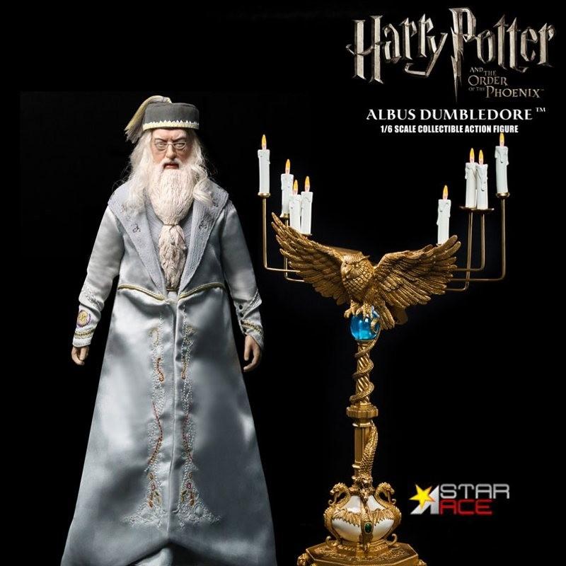 Albus Dumbledore - Harry Potter - 1/6 Scale Actionfigur