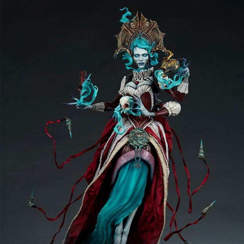 Ellianastis: The Great Oracle - Court of the Dead - Premium Format Statue