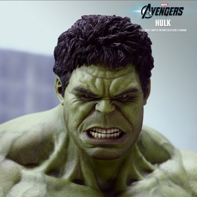 Hulk - Avengers - 1/6 Scale Action Figur