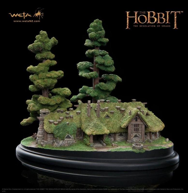 The House of Beorn - Der Hobbit - Diorama