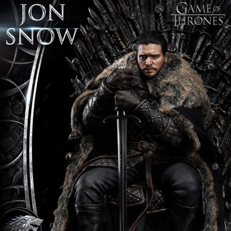 Jon Snow - Game of Thrones - 1/4 Scale Polystone Statue