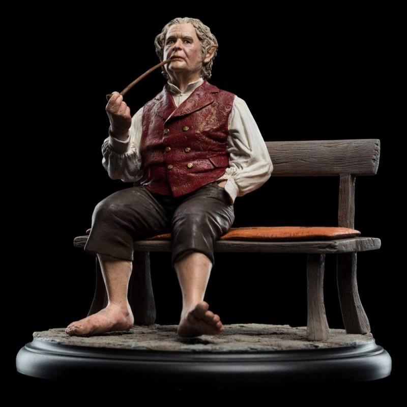 Bilbo Baggins - Herr der Ringe - Statue 11 cm