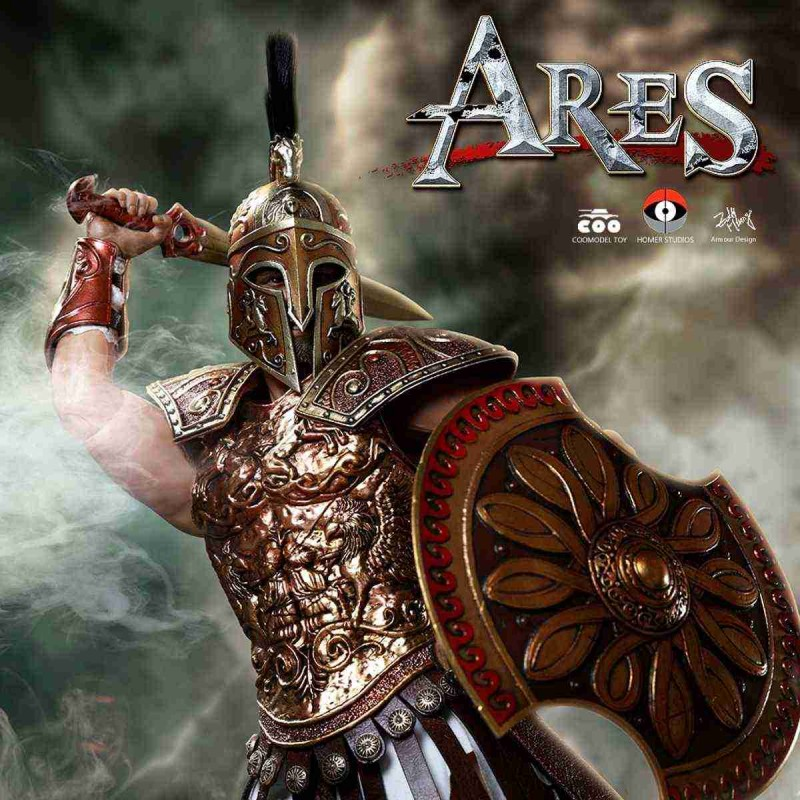Ares God of War - Pantheon Series - 1/6 Scale Actionfigur