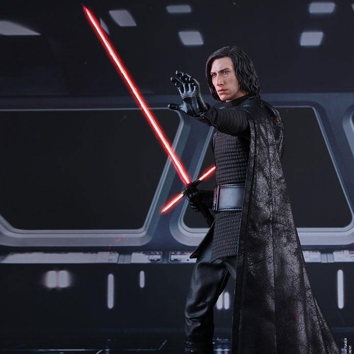 Kylo Ren - Star Wars: The Last Jedi - 1/6 Scale Figur
