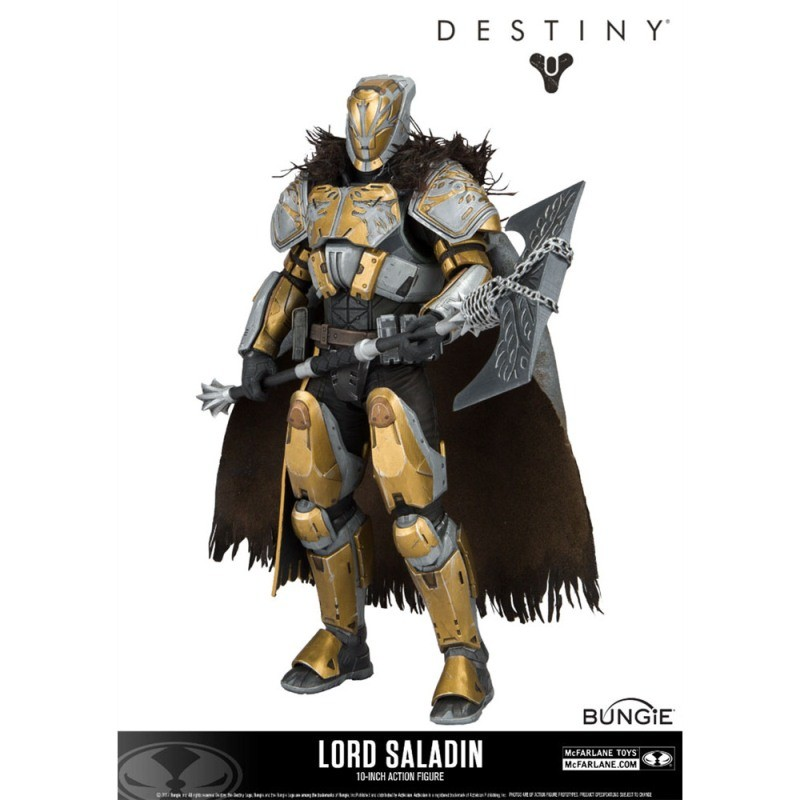Lord Saladin - Destiny - Deluxe Actionfigur