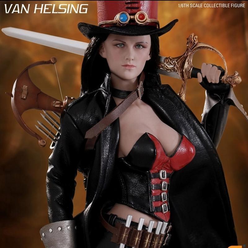 Van Helsing - Grimm Fairy Tales - 1/6 Scale Figur