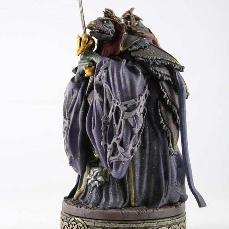 SkekUng The Garthim Master - Der Dunkle Kristall: Ära des Widerstands - Resin Statue
