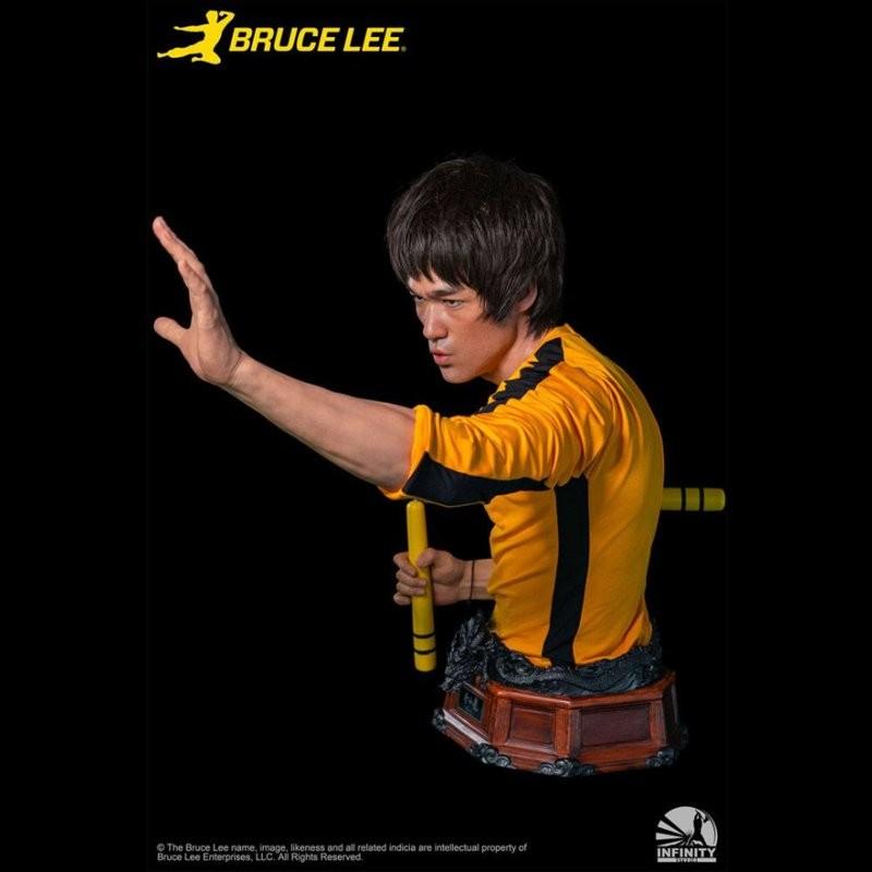 Bruce Lee - Mein letzter Kampf - Life-Size Büste