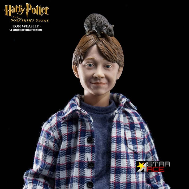 Ron Weasley (Casual Wear) - Harry Potter - 1/6 Scale Actionfigur